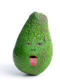 Mr Avocado Royalty Free Stock Photography