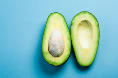 Mr avocado royalty free stock image