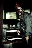 Mr Bungle The Kitchen Clown Stock Photography
