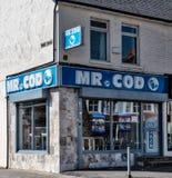 Mr Cod frontage