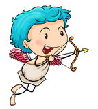 Mr. cupid Stock Photography