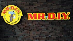Mr. DIY Royalty Free Stock Photos