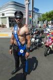 Mr. Gay Pride San Diego Stock Photo