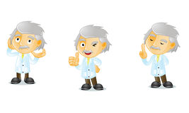 Mr Genius 2. For your business Royalty Free Stock Photography