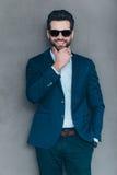 Mr. Handsome. Stock Image