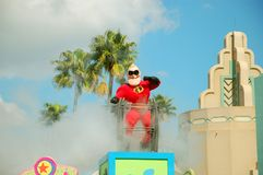 Mr Incredible Royalty Free Stock Photo
