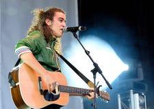 Mr. Kilombo (British pop rock band) at Primavera Pop Festival by Los 40 Principales Stock Photos