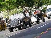 Mr Lee Kuan Yew (16 09 1923 - 23 03 2015) Zdjęcia Royalty Free