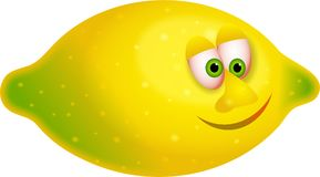 Mr lemon Stock Photos