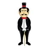 Mr. magik ilustracji