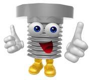 Mr Mascot Character Royalty Free Stock Photography