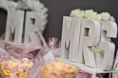 Mr&MRS стоковое изображение