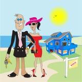 Mr & Mrs Bling Royalty Free Stock Photo