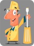 Mr. Nose: Engineer Stock Photo