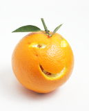 Mr. Orange Stock Photo