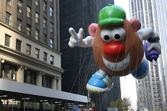 Mr.Potato Head Balloon. Royalty Free Stock Photo