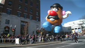 Mr. Potato Head balloon at parade (2 of 2)