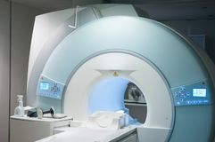 MR przeszukiwacz w szpitalu zdjęcie royalty free