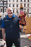 Mr Punch's 350th birthday celebrations. Stock Images