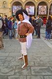 Mr. Satan at Lucca Comics and Games 2014 Royalty Free Stock Images