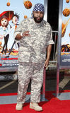 Mr. T. At the Los Angeles premiere of 'Cloudy With A Chance Of Meatballs' held at the Mann Village Theater jn Westwood, USA on September 12, 2009 stock photos