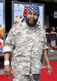 Mr. T. At the Los Angeles premiere of 'Cloudy With A Chance Of Meatballs' held at the Mann Village Theater jn Westwood, USA on September 12, 2009 stock photography