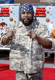 Mr. T. At the Los Angeles premiere of 'Cloudy With A Chance Of Meatballs' held at the Mann Village Theater jn Westwood, USA on September 12, 2009 stock photo