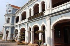 Mr.Tan Kah Kee的前住所 免版税库存照片