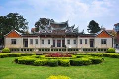 Mr.tan kah kee memorial. In Xiamen of FuJian in China stock photos