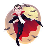 Mr. Vampire Stock Image