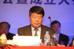 Mr.Xu Shao Shi, Mr.Shao Shi XU Imagem de Stock