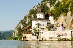 Mraconia kloster Royaltyfri Fotografi