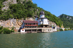 Mraconia Monastery Royalty Free Stock Images
