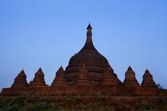 Mrauk U Archaeological Zone, Myanmar Royalty Free Stock Photography