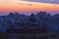 Mrauk U Archaeological Zone, Myanmar Royalty Free Stock Photography
