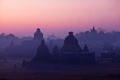 Mrauk U Archaeological Zone, Myanmar Royalty Free Stock Photos