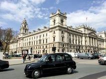 MRC-byggnad på Westminster, London, UK Arkivfoton