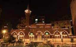 mreisseh för moské för beirut einel lebanon Arkivbilder
