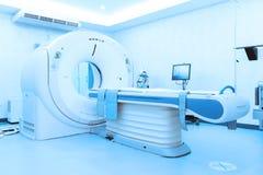 MRI扫描器室 免版税库存图片