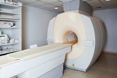 MRI机器 免版税库存照片