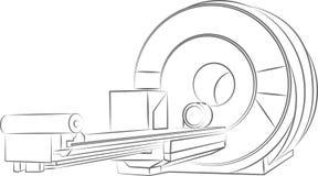 MRI 1 Στοκ Φωτογραφία