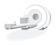 MRI Fotografía de archivo libre de regalías