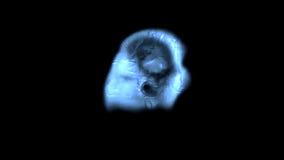 MRI-aftasten vector illustratie