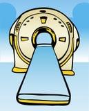 MRI / CT Machine Royalty Free Stock Images