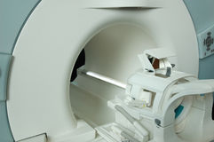 MRI machine Stock Image