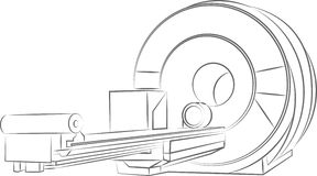 MRI 1 Stock Photography