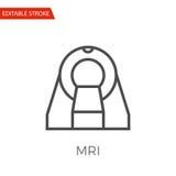 MRI Vector Icon Stock Photography