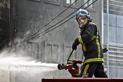 Mriehel Fire Stock Photos