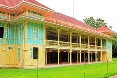 Mrigadayavan pałac, Phetchaburi, Tajlandia, zdjęcie stock