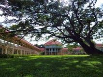 Mrigadayavan Palace. (Marukhathaiyawan) in Cha-Am, Thailand Stock Photo